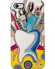 dental-abstract 0905 7 Phone Case i-phone-8-case