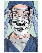 registered nurse god 11x17 Poster front