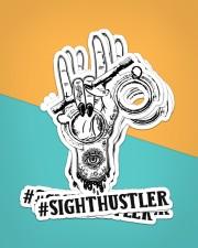 Sticker Hustler Sight Sticker - 4 pack (Vertical) aos-sticker-4-pack-vertical-lifestyle-front-02