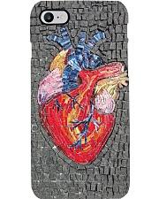 heart moisac case  Phone Case i-phone-8-case
