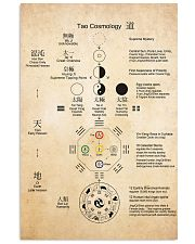 taoist cosmology  24x36 Poster front
