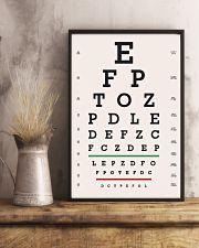 eye-chart ep 24x36 Poster lifestyle-poster-3