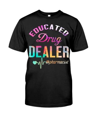 educated dealer pharmacist
