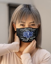 ems in your darkest hour mas Cloth Face Mask - 3 Pack aos-face-mask-lifestyle-18