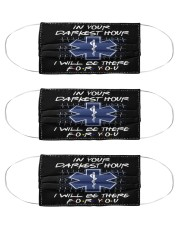ems in your darkest hour mas Cloth Face Mask - 3 Pack front