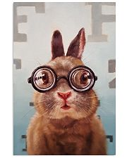 Optometric-bunny 11x17 Poster front