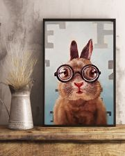 Optometric-bunny 11x17 Poster lifestyle-poster-3