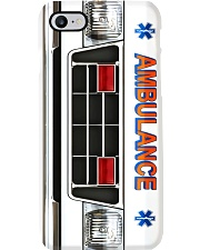 para phonecase ambulance Phone Case i-phone-8-case