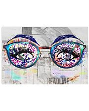 eye-glass-collage 2 17x11 Poster front