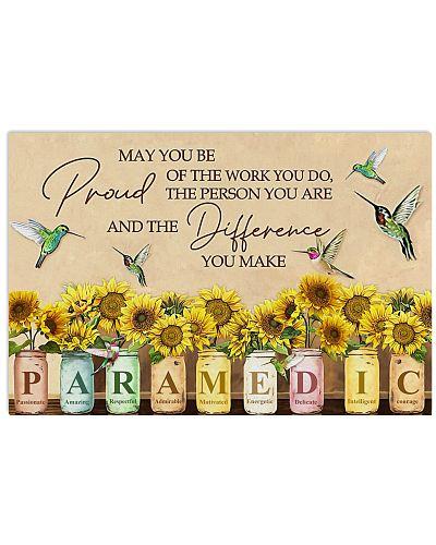 paramedic proud