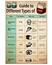 flour guide  24x36 Poster front