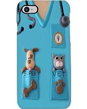Vet scub dvhd Phone Case i-phone-8-case