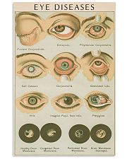 eye diseases  24x36 Poster front