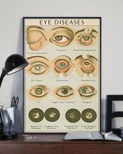 eye diseases  24x36 Poster lifestyle-poster-2