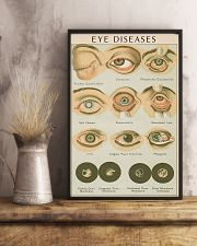 eye diseases  24x36 Poster lifestyle-poster-3