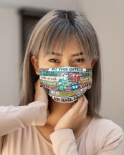 Dental Squad Cloth Face Mask - 3 Pack aos-face-mask-lifestyle-18