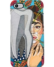 dental-abstract 0905 01 Phone Case i-phone-8-case