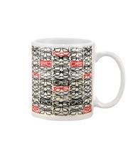 stack-glass-mask Mug tile