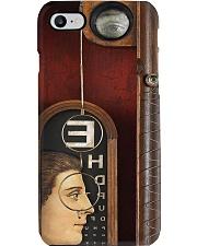 optometrist collage case Phone Case i-phone-8-case