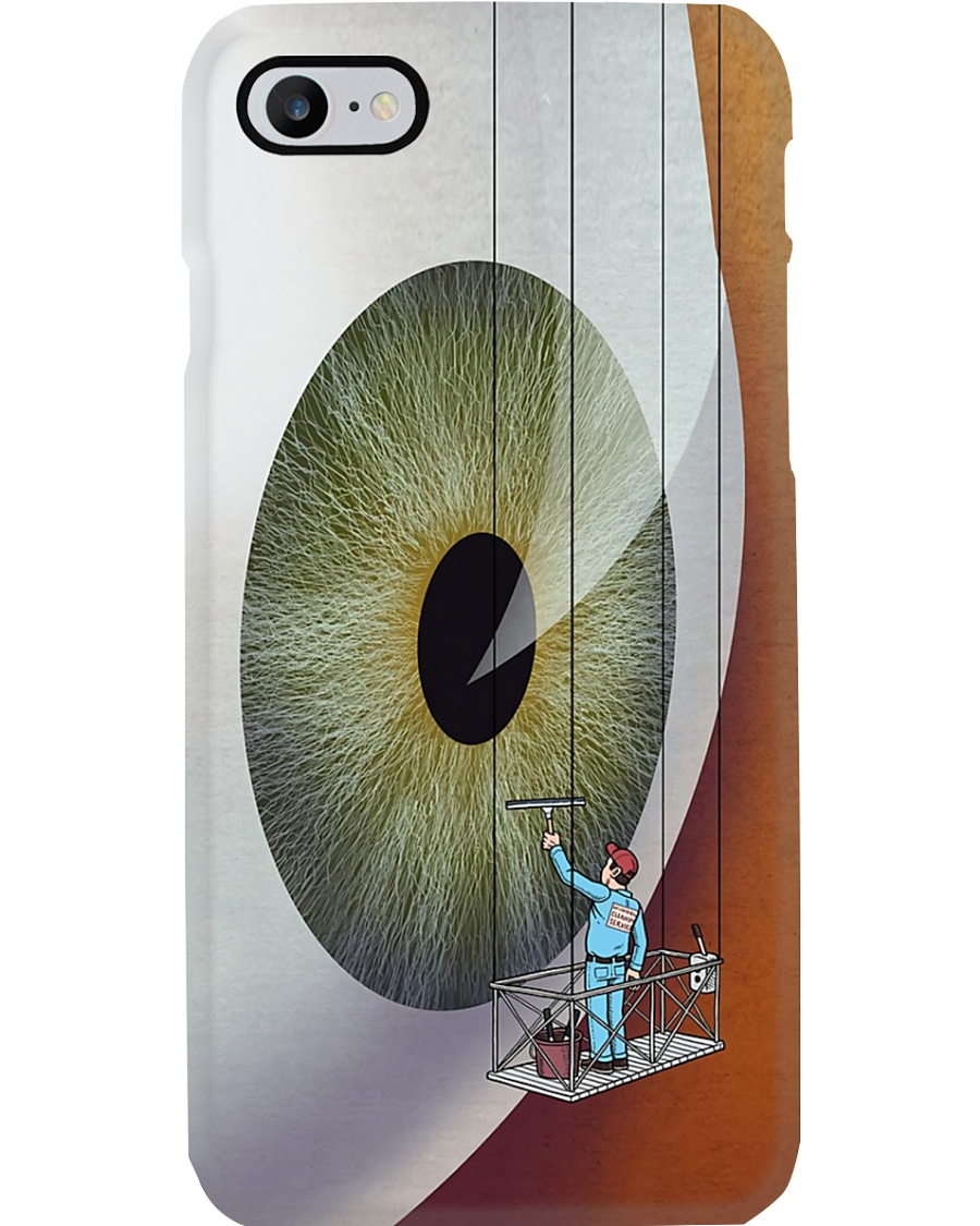eye wash  Phone Case