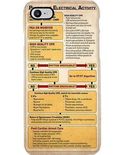 Pulse activity card