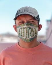 mandala mask dentist Cloth Face Mask - 3 Pack aos-face-mask-lifestyle-06