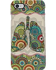 mandala phonecase respiratory Phone Case i-phone-8-case
