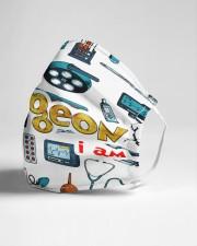 surgeon i am mas Cloth Face Mask - 3 Pack aos-face-mask-lifestyle-21