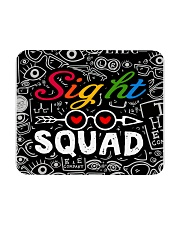 sight squad mask  Mousepad tile