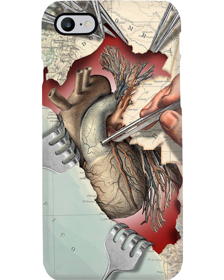 hear map phonecase Phone Case