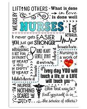 nurse typo thank 11x17 Poster front