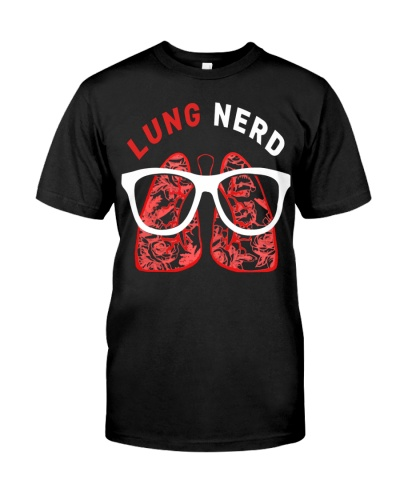 Respiratory Therapist Lung Nerd