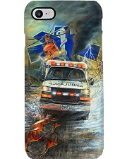 paramedic oil paint Phone Case i-phone-8-case