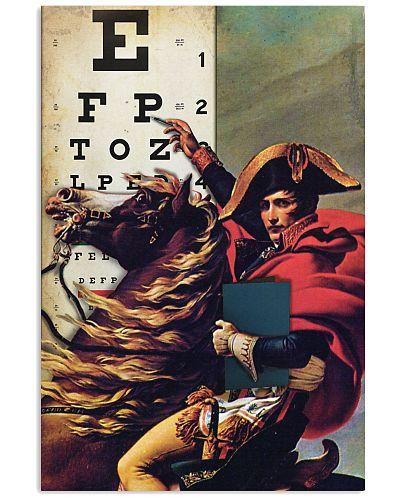 napoleon eye test