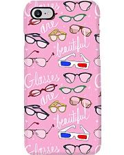 Glass patt case dvhd-pml Phone Case i-phone-8-case