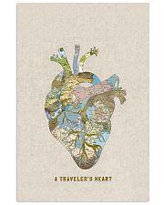 traveler heart cardiologist  24x36 Poster front