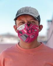 nurse scrub mask 3 Cloth Face Mask - 3 Pack aos-face-mask-lifestyle-06