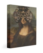 mona-phoropter Gallery Wrapped Canvas Prints tile