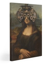 mona-phoropter 20x30 Gallery Wrapped Canvas Prints front