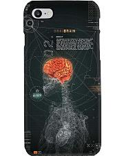 Neuro brain interface Phone Case i-phone-8-case