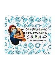 mas squad Ophthalmic Technician  Mousepad tile