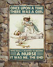 Onceupon nurse girl 24x36 Poster poster-portrait-24x36-lifestyle-16
