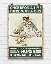 Onceupon nurse girl 24x36 Poster poster-portrait-24x36-lifestyle-17