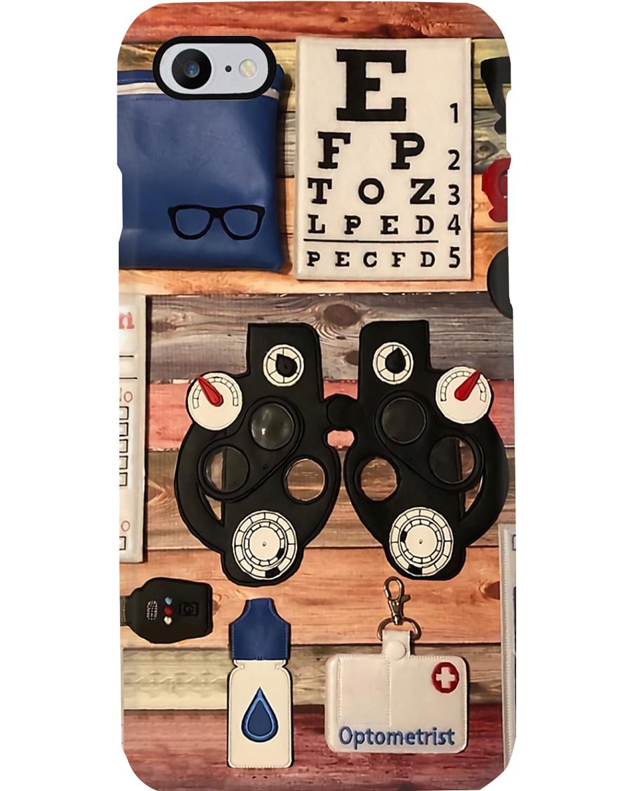 optometrist toy pc Phone Case