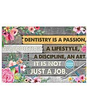 passion dentistry 36x24 Poster front