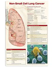 lung cancer 24x36 Poster front
