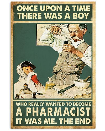 Once Upon Pharmacist
