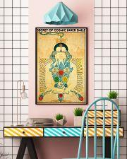 inner smile dvhd 24x36 Poster lifestyle-poster-6