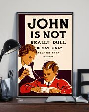 john dull  11x17 Poster lifestyle-poster-2