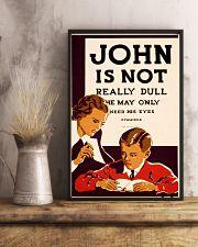 john dull  11x17 Poster lifestyle-poster-3